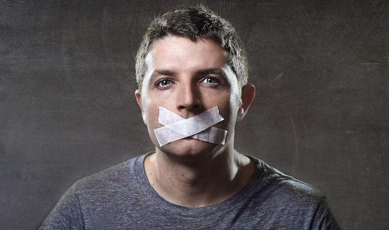 aclu free speech liberal agenda