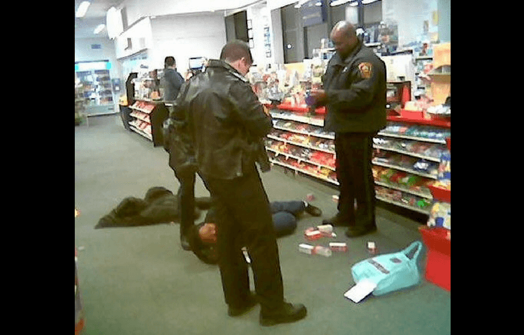 black shoplifters claim racial profiling from black managers