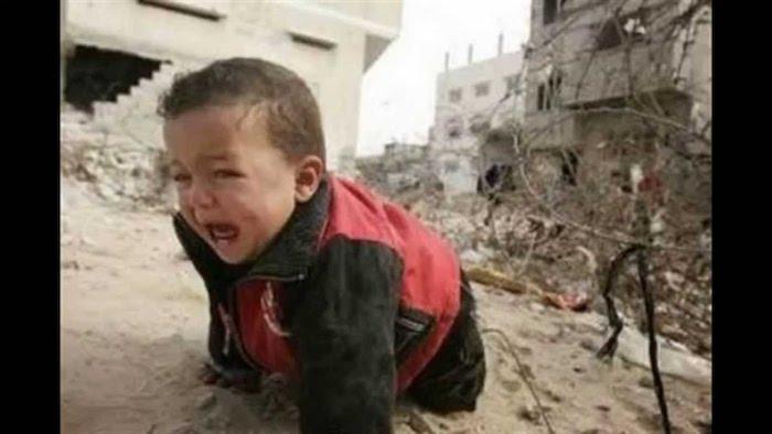israel kills palestinian children