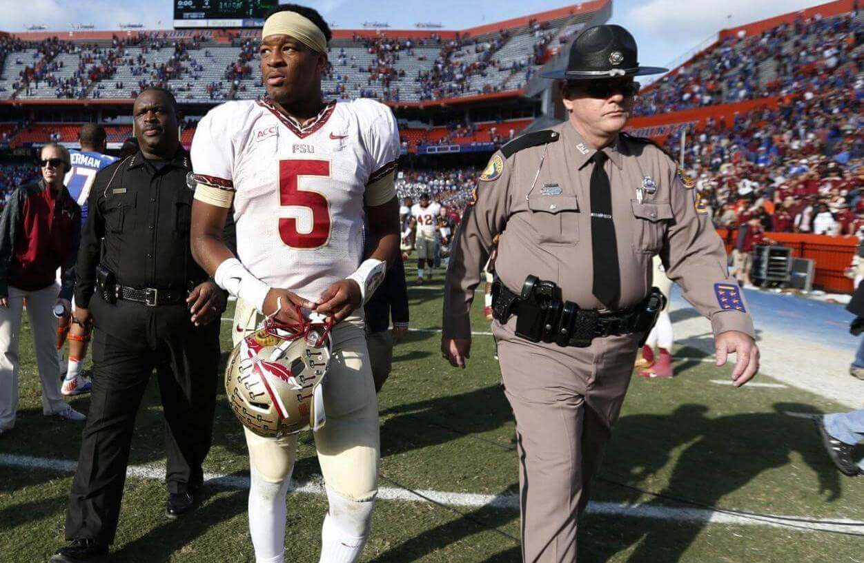 jameis winston suspended sexual assault