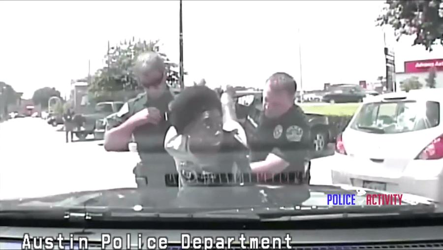 police body cam blacks civil rights
