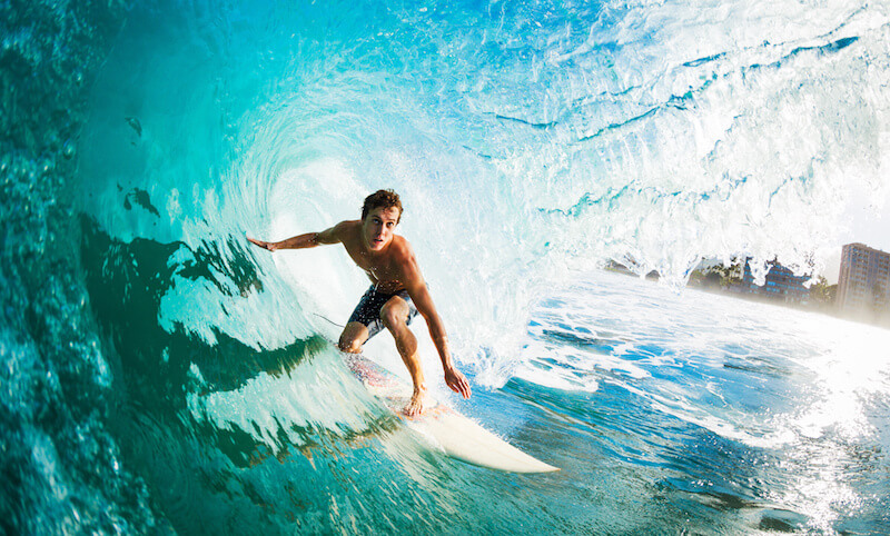 surfing is now too white