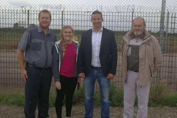Boers-Hungary-visit