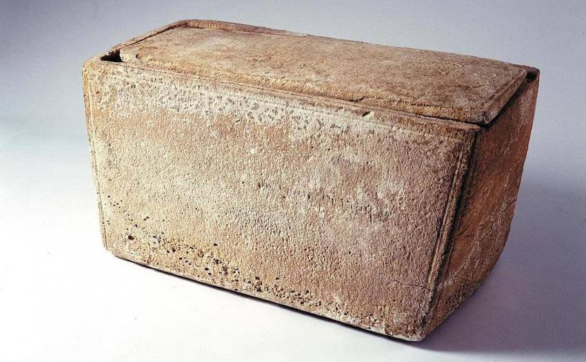 How Jews Undermined the Authenticity of the Ossuary of James Brother of Christ