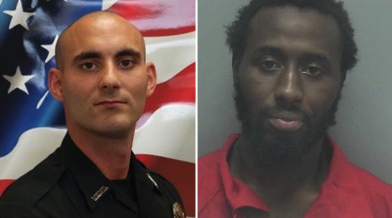 Mentally-Retarded Black Haitian Illegal Immigrant Murders White Cop, Media Silent