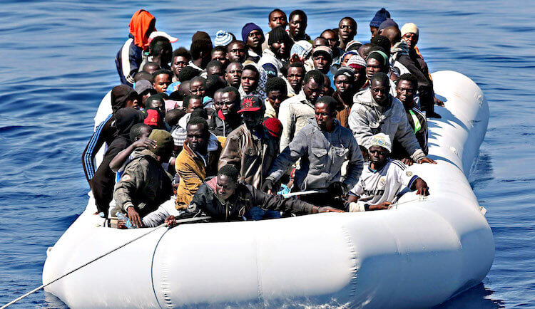 Migrant African Sea Deaths Blamed on Unsympathetic Italians-2