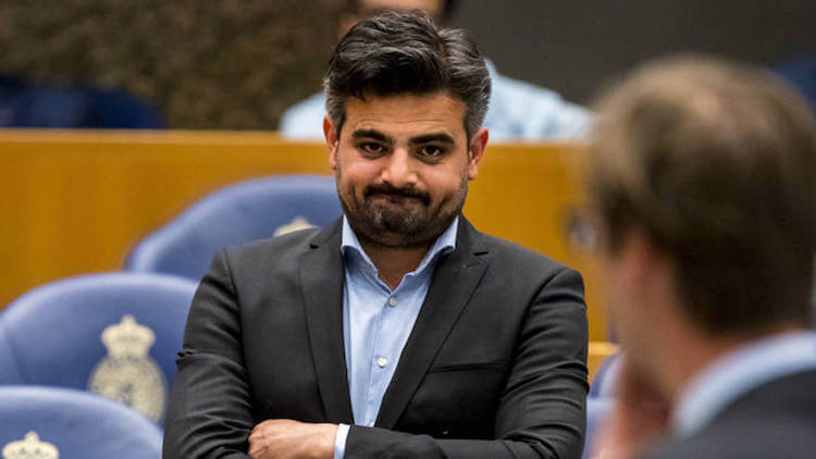 Muslim Politician Tells Whites to Leave Netherlands if They Don't Like Diversity
