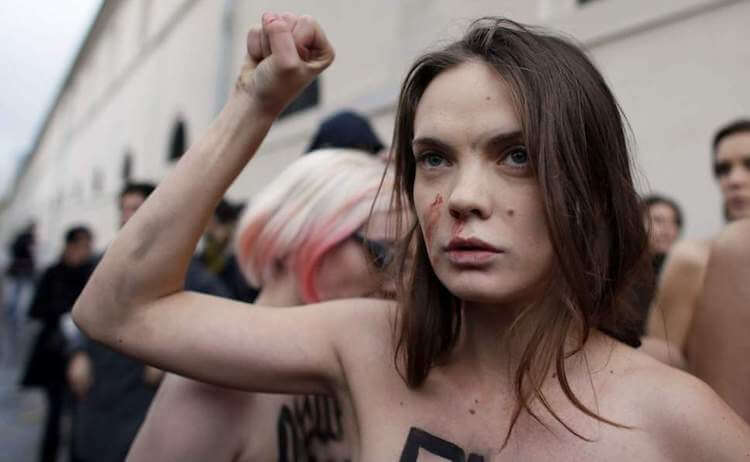 Oksana Shachko suicide