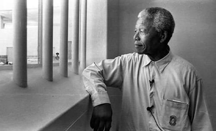 Self-Hating White To Pay 300K To Spend One Night In Nelson Mandelas Prison Cell