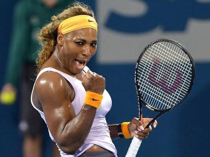 Serena Williams Claims She's Being Unfairly Dope Tested Because She's Black