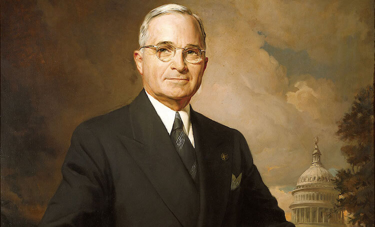 The Jewish Assassination Attempt Of Harry Truman In 1947