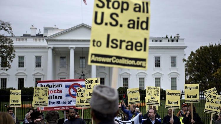 boycott israel americans fine