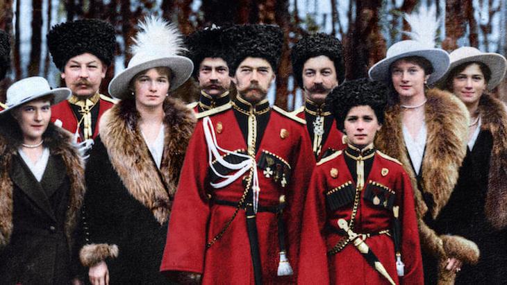 tsar nicholas family murdered jewish bolsheviks -2