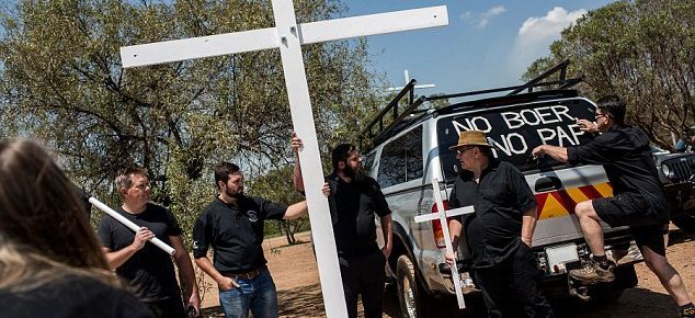 Land Seizure Begins As White South African Farmers Refuse Low Offers by Blacks