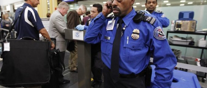 400 Mostly Black TSA Officers Fired for Theft - Zero Terrorists Caught