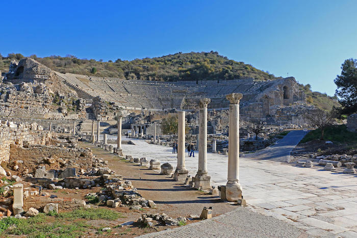 Archeology Supports Luke's Account of The Riots in Ephesus