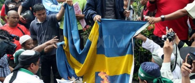 Muslim Invader Movement Claims Sweden And Everything In It As Theirs