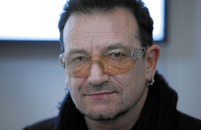 Bono's NGO - Young Africans Need to Replace Old White People