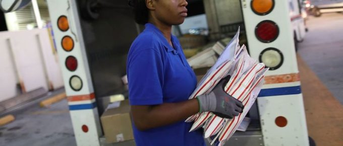 Black Mail Carrier Steals 6,000 Birthday Cards With Cash in Them