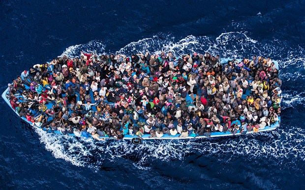 Moroccan Navy Shoots at Boat Full of Illegal African Migrants, Kills One