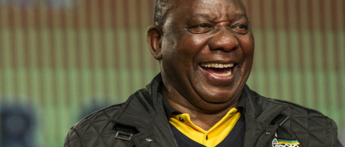 Ramaphosa Claims No White Farmers Have Been Murdered in South Africa