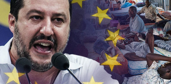 Italy's Salvini Claims That It Will Take 80 Years to Deport Illegal Migrants