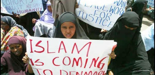 Denmark's Anti-Immigration DF Party Wants to Force Immigrant Muslims to Integrate