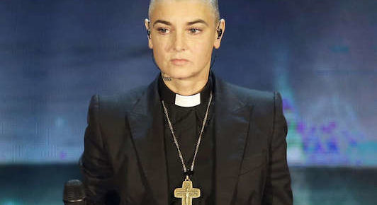 "Muslim Convert Sinead O'Connor Hates Fellow White People, Finds Them ""Disgusting"""