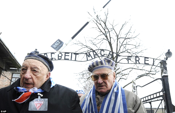 Jews Claim that by 2027 All Jewish Holocaust Survivors Will Finally Be Dead