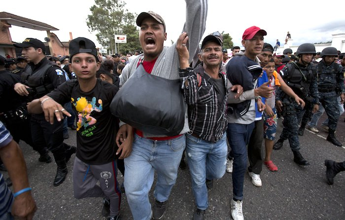 Migrant Caravan Brings Unwanted Diversity and Violence to Tijuana, Mexico
