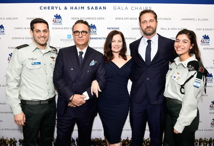 Hollywood Stars Raise $60M to Finance IDF's Ongoing Genocide in Gaza