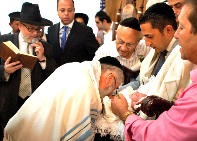 Court Gives Jews Constitutional Right to Mutilate Male Genitalia During Circumcision Rituals