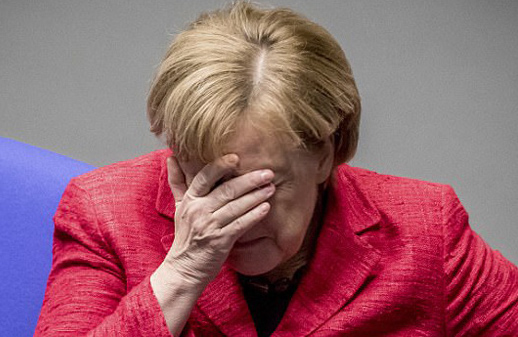 Angela Merkel Tries Bribing Unwanted Migrants With Cash Payouts to Leave Germany