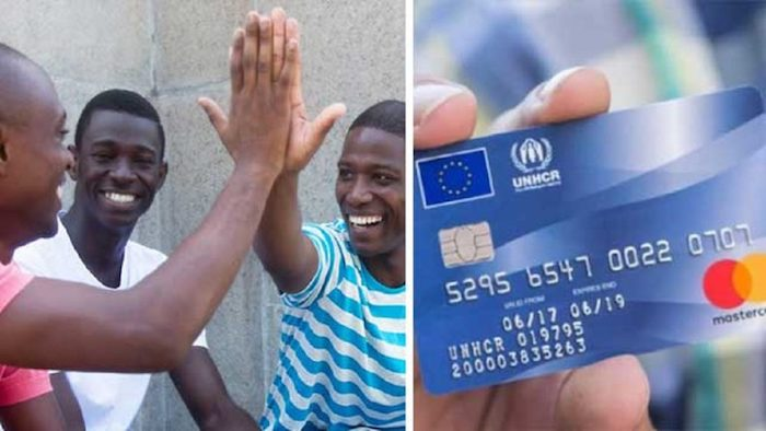 UN & George Soros Fund Pre-Paid Debit Cards for Illegal Migrants in Europe