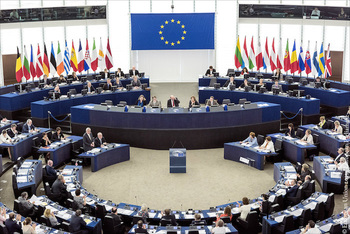 Liberal Members of EU Parliament Vote to Ban and Jail Anyone Who Opposes Them