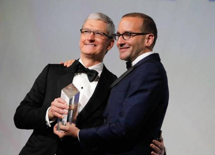 """Apple CEO Tim Cook Claims His Homosexuality is a """"Gift From God"""""""