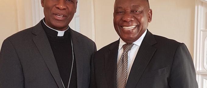 Black South African Archbishop Makgoba Admits that Black Violence Is 'Instinctual'