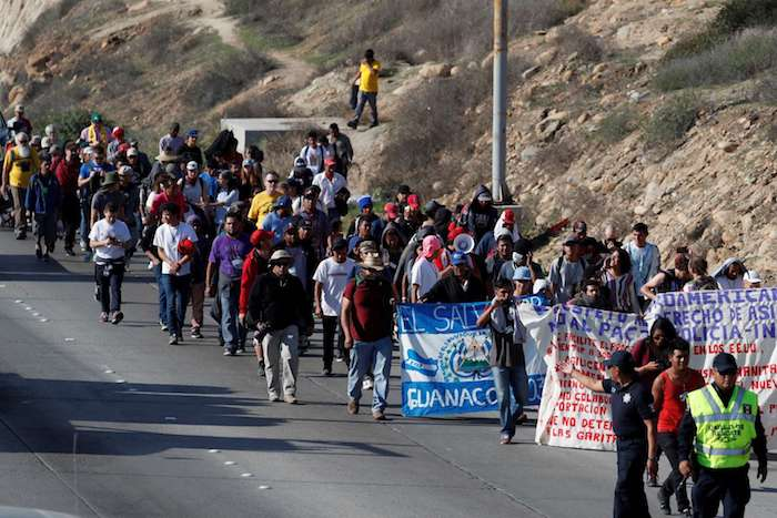 Caravan Migrants Attempt to Extort $5 Million from U.S. for Agreeing to Go Home