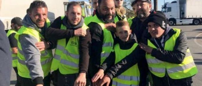 French Jews Worried Antisemitic 'Yellow Vest' Protesters May Start Coming for Them
