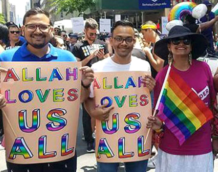 Majority of U.S. Muslims More Tolerant of Gay Marriage Than White Christians