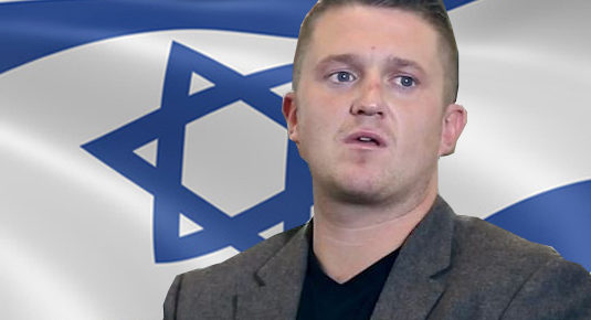 Investigation Reveals Tommy Robinson's 'Right Wing' Financial Support Is Jewish