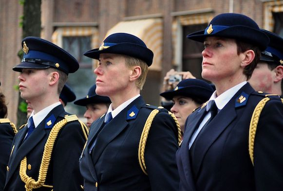 Dutch Police Have to Break Their Own Privacy Laws to Enforce Diversity Quotas