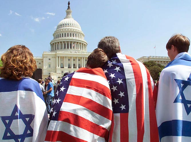 Jews Claim There's Nothing 'More American' Than Dual U.S.-Israeli Citizens