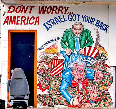 Jews Get FBI to Conduct Warrantless Raid on Gas Station Because of Anti-Israel Mural