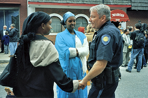"""Race War Violence in Lewiston, Maine As Somalis Brag """"We Aren't Going Anywhere"""""""
