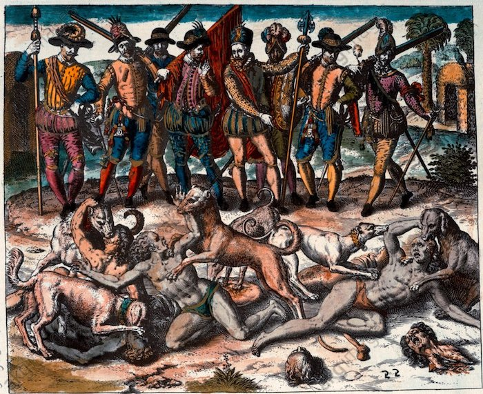 Study Claims White Colonialism Genocided 50 Million Indigenous People Via Climate Change