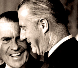 Letter by Nixon's VP Spiro Agnew Reveals He Was Framed and Driven Out of Office by Jews