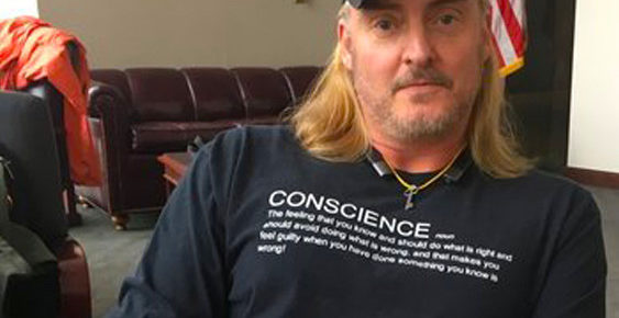 Christian Man Hasn't Paid Income Tax in 20 Years to Protest Federally-Funded Abortion