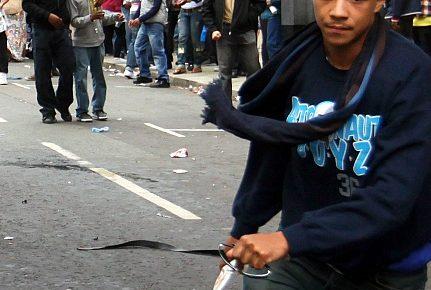 Somalis Sending Children Back to Somalia to Avoid Dangerous Knife Crime in London