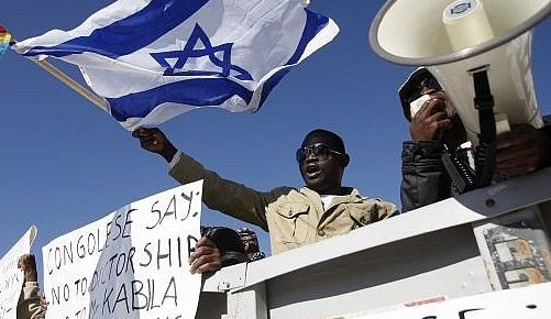 'Jewish Character' of Israel 'Threatened' by 35,000 African Asylum Seekers